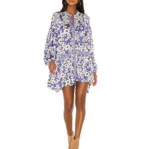 Free People Women's Love Letter Tunic Dress XS